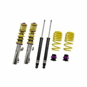 Golf/GTI/Rabbit - KW V1 Variant 1 Coilover Suspension MK4 Golf GTI 2WD only All motors