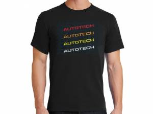 MKVII (2015- ) - Accessories - Autotech - AUTOTECH 'RETRO' T-SHIRT BLACK