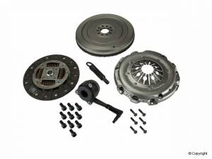 MKIV (1999-05) - Driveline - VALEO 6SPD 02M 24V VR6 SINGLE MASS FLYWHEEL CONVERSION WITH 240mm OEM CLUTCH PKG